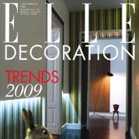 download: elle decoração alemanha (janeiro de 2009)