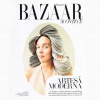 download: Harper's Bazaar Brasil (julho de 2012)
